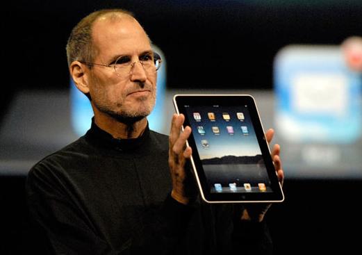 iPadとジョブズ