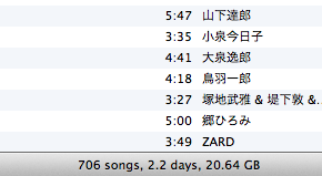 iTunes Karaoke