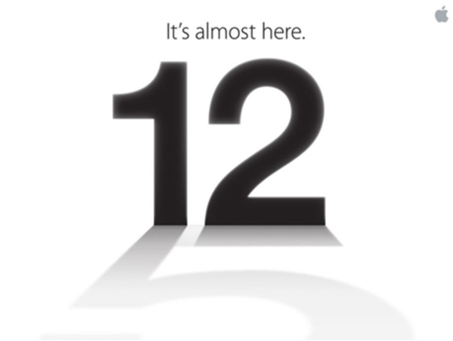 Apple 12 5