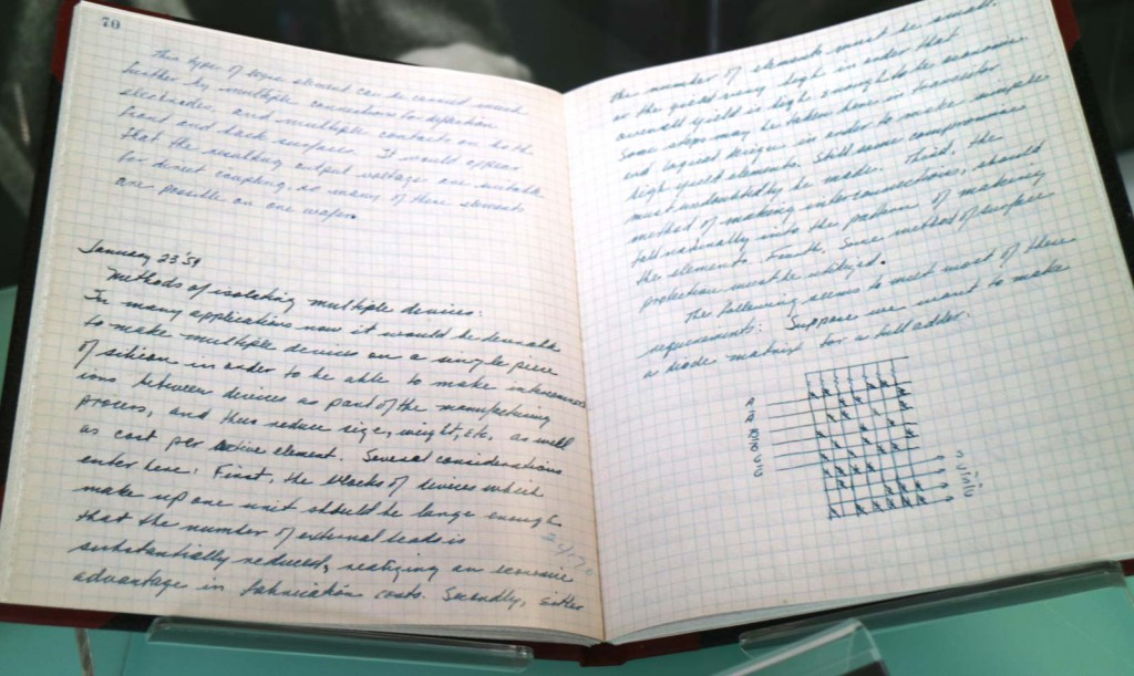 Robert N. Noyce Notebooks